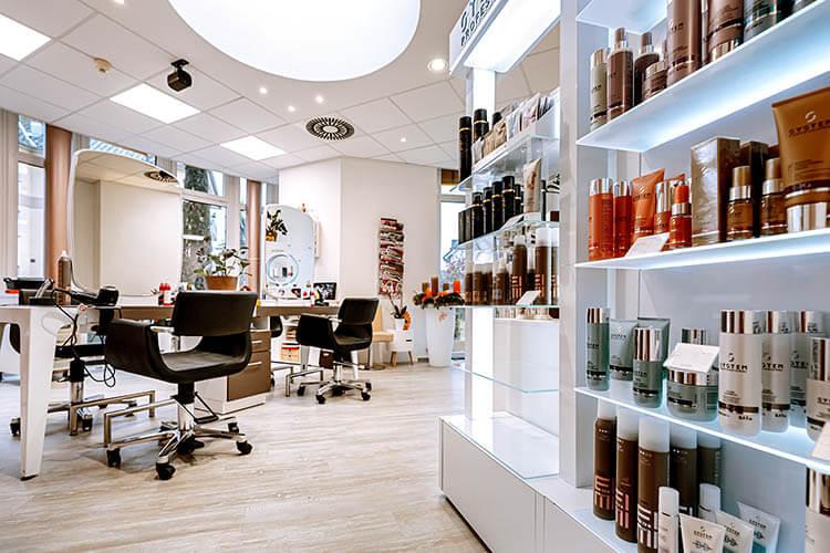 Friseursalon Schneideraum Mannheim